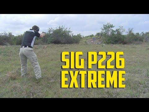 Sig P226 Extreme