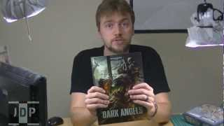 New Dark Angels Codex - Part 1 - First Impressions and Some new Rules