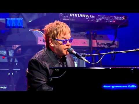 Elton John   Tiny Dancer feb 2013