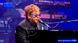Скачать Elton John Tiny Dancer Feb 2013