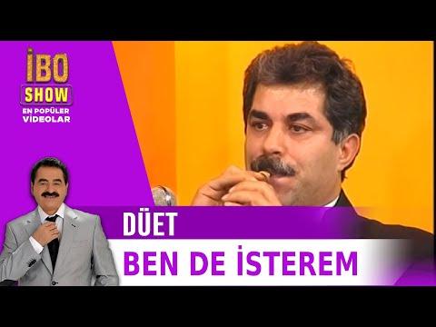 İbrahim Tatlıses & İbrahim Erkal - Ben de İsterem (1996)