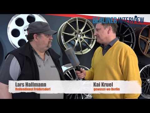 Interview Mit Lars Hallmann Geschäftsführer Reifendienst Fredersdorf GmbH In Fredersdorf-Vogelsdorf