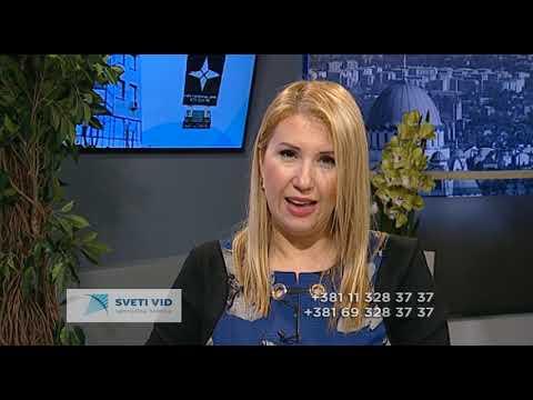 SVETI VID - Studio B, Pre Svega Zdravlje, 23.03.2019., Gost Dr Marina Dragovic