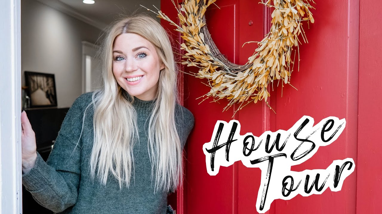 DECORATED HOUSE TOUR for Our NEW HOME!! 🎉