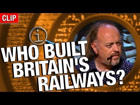 QI | Who Built Britain's Railways?