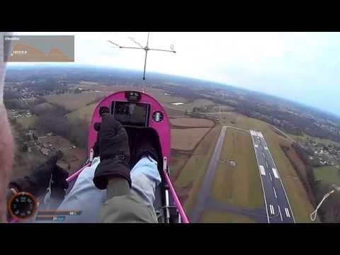 Flying a Firefly in London, Kentucky