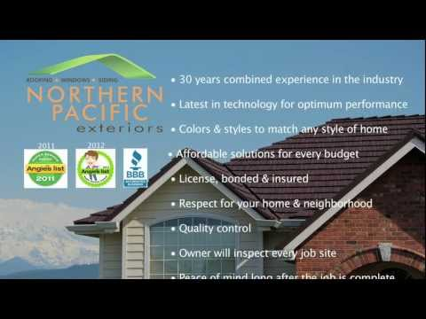 Northern Pacific Exteriors Reviews - Best Seattle Contractors Award - 888-851-1418