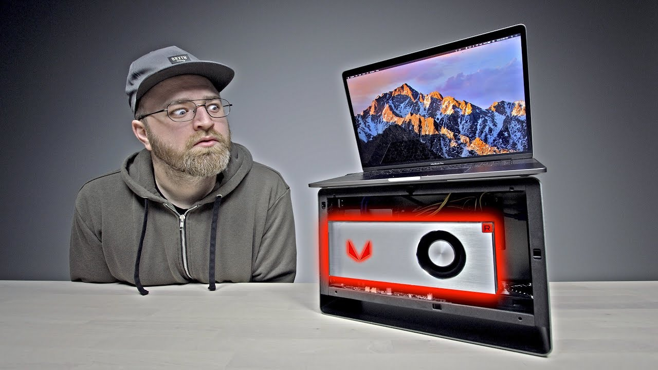 The Most RIDICULOUS MacBook Pro