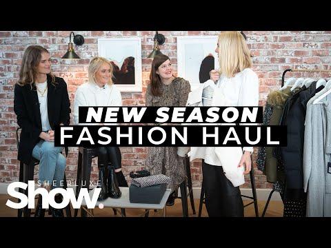 High Street New Season Fashion Haul | SheerLuxe Show