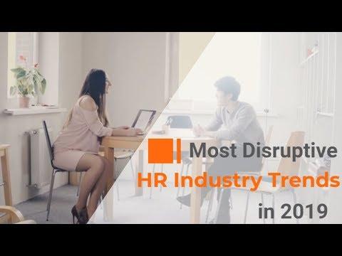 Most Disruptive Digital HR Trends in 2019