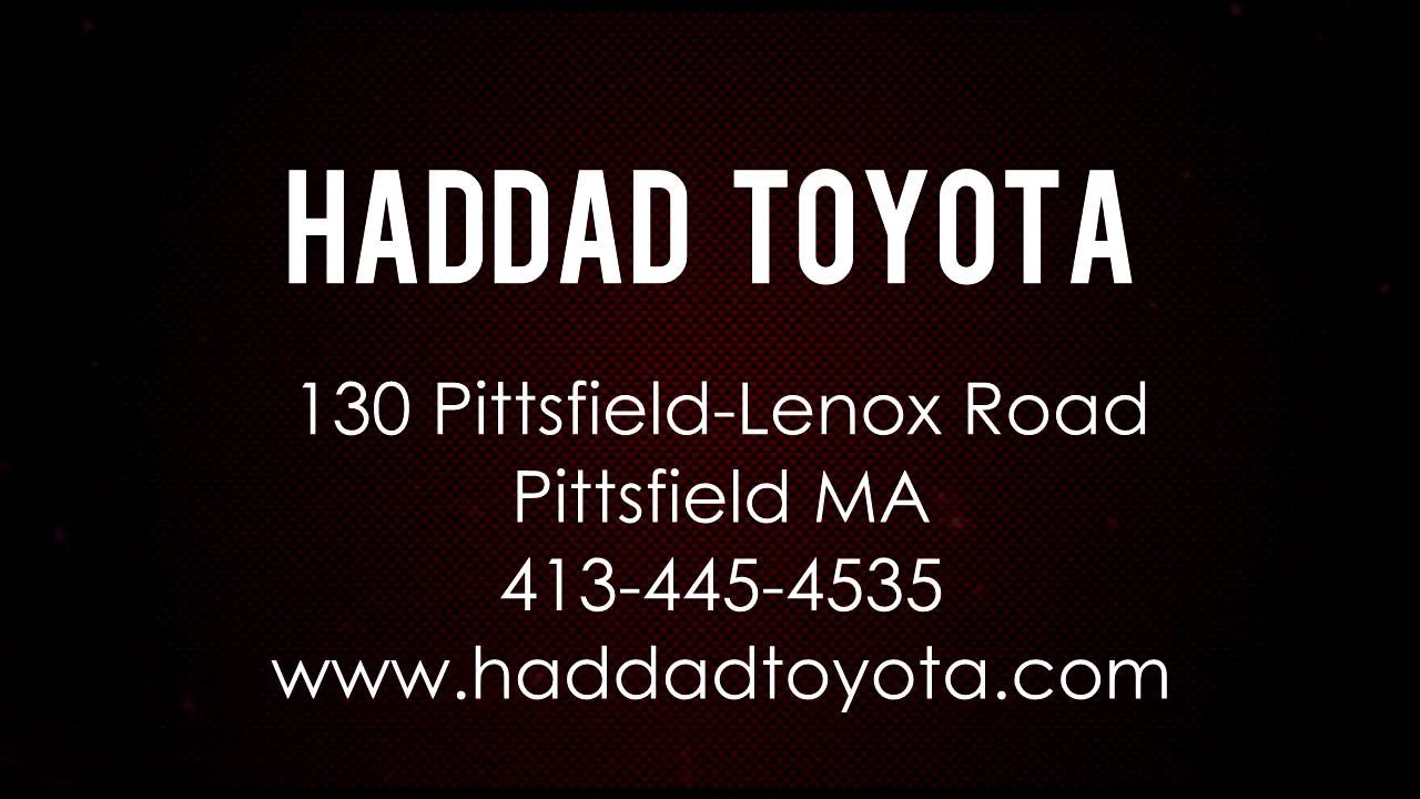 Haddad Toyota Service Reviews | 413 445 4535 | Pittsfield Toyota Service  Department