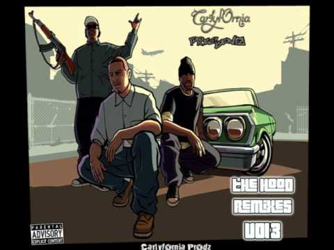 Carly B  Regulate REMIX Feat MC Ren, Nate Dogg, Richie Rich, Warren G & 2Pac
