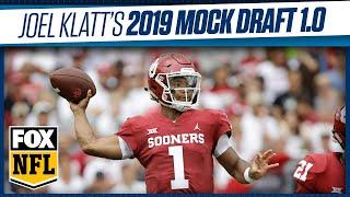 Joel Klatt's NFL Mock Draft 1.0 | FOX NFL