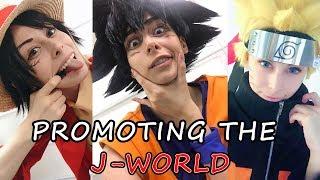 Promuovendo il J-World!