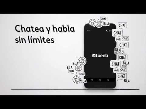 App Tuenti - Llamadas Y Chat Sin Límites