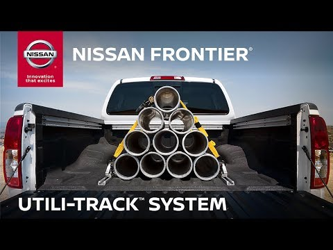 2019 Nissan Frontier Utili-Track System