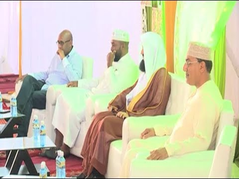 Hassan Joho, Najib Balala meet during lecture by renowned Islamic scholar Sheikh Mufti Menk