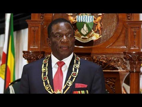 """Le Zimbabwe organisera ses élections """"dans 4 à 5 mois"""""""