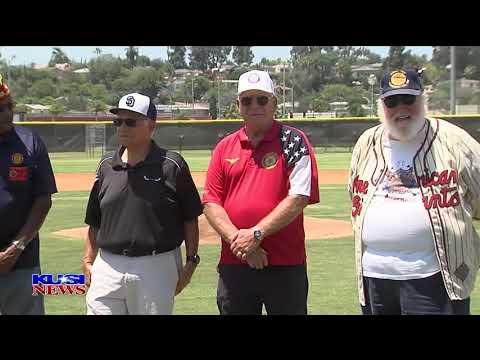 San Diego American Legion Baseball - Opening Day 7 17 18