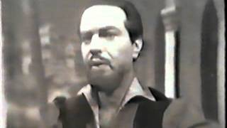 Alfred Drake Sings Final Scene from Marco Polo 1956