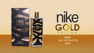 espina Exclusivo Dental  NIKE Gold Reseña de perfume PARA HOMBRE - YouTube