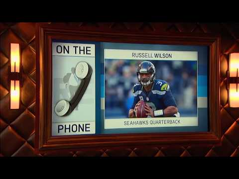 Russell Wilson on What the Acquisition of Duane Brown Means for the Seahawks | The Rich Eisen Show