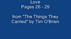 the burden of guilt and fear in the things they carried a book by tim obrien