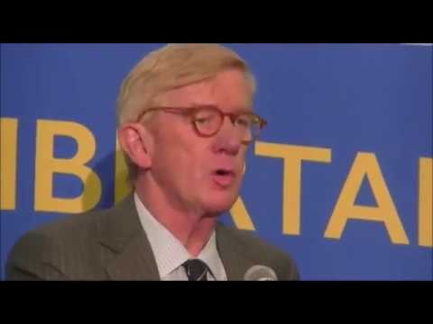 Bill Weld and Gary Johnson Address LP Convention Delegates - May 28, 2016