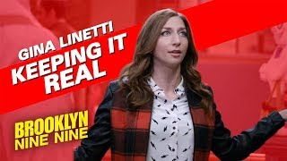 Gina Linetti Keeping It Real | Brooklyn Nine-Nine