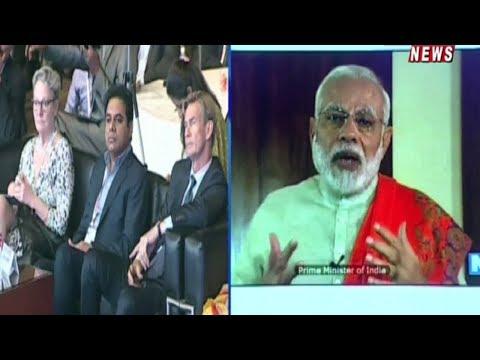 PM Modi Addresses World Congress IT Summit 2018 | Hyderabad | Studio N