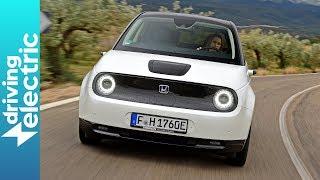 Honda e first drive - DrivingElectric