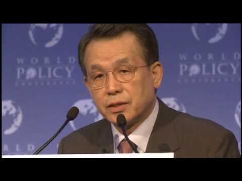 Han Seung-Soo - Oct 31, 09 - Session 1 - 2/2 - VA
