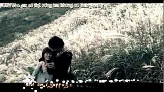 [Vietsub + kara] Never let you go - Juris