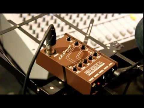 Para Acoustic Guitar DI by AcousticThai.Net