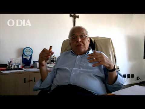 Eurico Miranda abre o jogo e fala sobre a saúde, família e Vasco