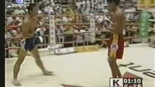 Bird Kham vs Lao Sinath rematch pt2