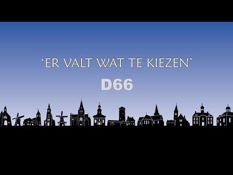 Er Valt Wat Te Kiezen - D66