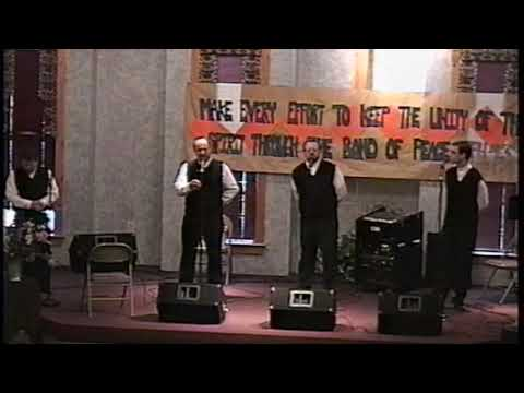 Always Be A Child - The Gospel Truth (Live at Northern Dutchess Christian School)