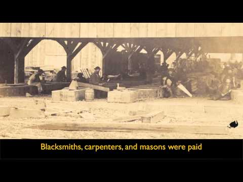Building a fort to guard San Francsico: the Construction of Fort Point