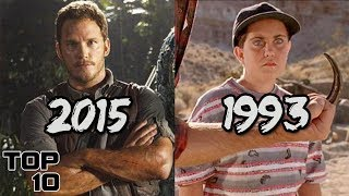 Top 10 Scary Jurassic Park Theories