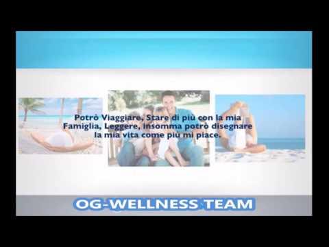 PADRONE DELLA TUA VITA OG Wellness Team.