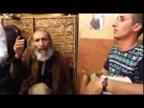 caffee naji in the boushehr قهوه خانه ناجی در بوشهر:خیام خوانی میش خدر