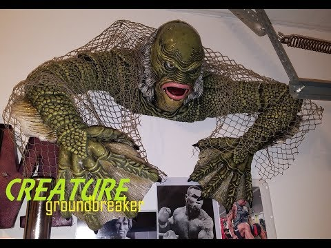 Rubies Creature from The Black Lagoon Grave Walker Decoration