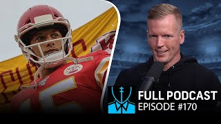 #AskMeAnything: Mahomes isn't #4, sleeper MVP candidates | Chris Simms Unbuttoned (Ep. 170 FULL)