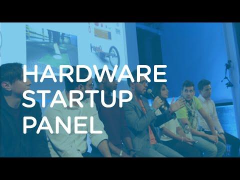 Kano, Pavegen, Mogees, SamLabs, Audiowings, Indiegogo - Hardware Startup Panel