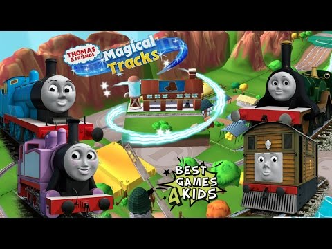 Collect Toys & Decorations | Thomas & Friends: Magical Tracks - Kids Train Set By Budge Studios
