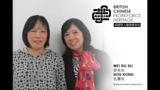Mei Ru Xu and Ros Kong (Joint Audio Interview)