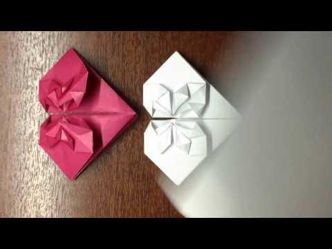 как сделать закладку сердечко для книги своими руками из бумаги