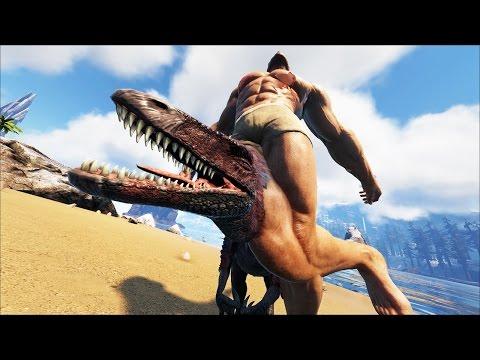 TROODON ATTACK! - ARK: Survival Evolved Ep #38