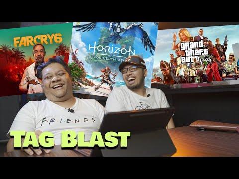 Far Cry 6, Horizon Forbidden West, &... GTA 5 - TAG BLAST